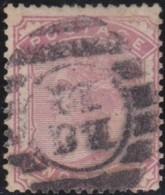 Great Britain   .   Yvert  .   70 (1880-81)  .  Crown   .      O    .    Cancelled .   /   .   Gebruikt - 1840-1901 (Viktoria)