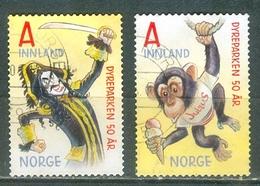 Norway, Yvert No 1853/1854 - Noorwegen