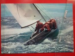 KOV 480-7 - SHIP, BATEAU, SAILLING BOAT,  PLANCHE À VOILE, SAILBOARD - Bateaux