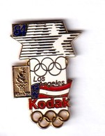 LOS ANGELES 1984 JEUX OLYMPIQUES  D'ETE KODAK  (EGF) - Giochi Olimpici