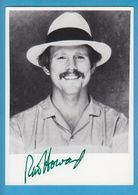 RON HOWARD AUTOGRAPH / AUTOGRAMM Original In Person Signed Glossy Photo 10x15 Cm, 4x6  Inch - Autographes