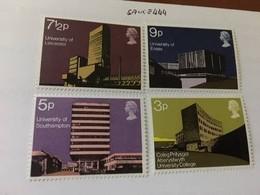Great Britain Universities 1971 Mnh - 1952-.... (Elizabeth II)