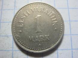 Estonia ,1 Mark 1922 - Estland