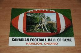 2635-                   CANADA, ONTARIO, HAMILTON, FOOTBALL HALL OF FAME - Hamilton