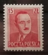 Pologne 1950 / Yvert N°566 / ** - 1944-.... République