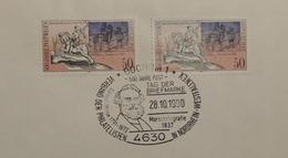 Samuel Finley Breese Morse War Ein US-amerikanischer Erfinder Und Professor Für Malerei, Plastik Und Zeichenkunst Bochum - Célébrités