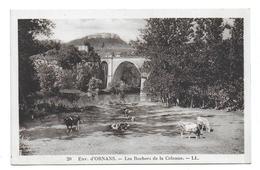 25 – DIVERS : Env. D'Ornans – Les Rochers De La Colonne N° 20 - France