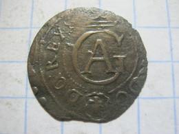 Elbing (Swedish Occupation) 1 Solidus 1626/34 (Gustav II Adolf) - Poland