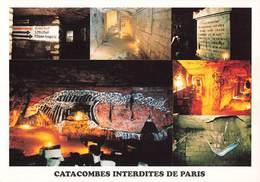 75 Paris Catacombes Interdites CPM La Plage Le Bunker Le Reservoir Montsouris Phiphi Boulevard Jourdan Av Pres. Wilson - Frankreich