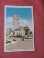 Union County Court House  Elizabeth   New Jersey   Ref 3926 - Elizabeth