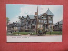 General Hospital   Elizabeth   New Jersey   Ref 3926 - Elizabeth