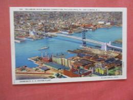 RCA Victor Plant Delaware River Bridge   Camden   New Jersey   Ref 3926 - Camden