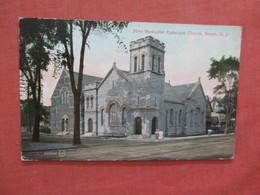First   Methodist Episcopal Dover   New Jersey   Ref 3927 - Camden