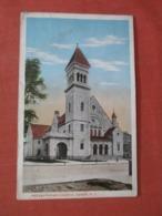 Presbyterian Church    Dover   New Jersey   Ref 3927 - Camden