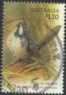 2009 AUSTRALIA Noisy Scrub-bird $1.10 VF USED (. This Is Your Stamp ) Yvert Et Tellier No. AU 3144 - Oblitérés