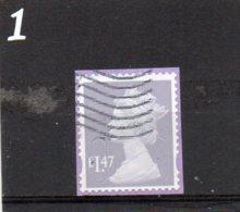 GB 2009-date £1.47 Code MAIL M14L - Machins