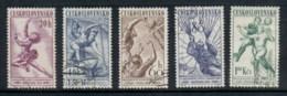 Czechoslovakia 1958 Sports FU - Used Stamps