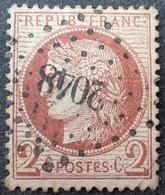 R1512/18 - CERES N°51 Avec SUPERBE Cachet PC 2048 : MONT LOUIS SUR LOIRE (Indre Et Loire) ☛☛☛ INDICE 13 - 1871-1875 Cérès