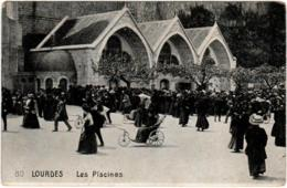 3OMI 937. LOURDES - LES PISCINES - Lourdes