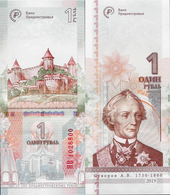 Transnistria 2019 - 1 Ruble - 25 Years Of The Transnistrian Ruble - Pick NEW UNC - Andere