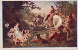 ZENISEK: Oldrich Et Bozena [ Nu Femme Nude CPA Hongroise ] FI025 - Schilderijen
