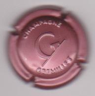 Capsule Champagne GREMILLET ( 13b ; Estampée Rosé ) {S10-20} - Champagne