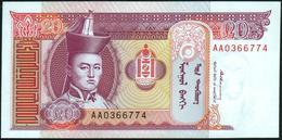 MONGOLIA - 20 Tugrik Nd.(1993) {Mongolbank} UNC P.55 - Mongolie