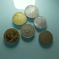 6 Coins Germany - Monete & Banconote
