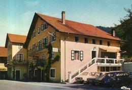 Dept 74,Haute Savoie,Cpm Vacheresse,Hôtel Des Voyageurs - Vacheresse