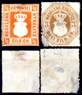 Germania-Bi-0022 - Mecklenburg-Strelitz 1864 (sg) NG - Qualità A Vostro Giudizio. - Mecklenburg-Strelitz
