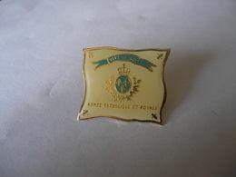 Armée Catholique Et Royale Vive Le Roi - Militaria