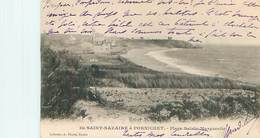 De Saint Nazaire A Pornichet - Plage Sainte Marguerite    Q 2257 - Saint Nazaire