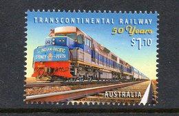 AUSTRALIA, 2020 TRANSCONTINENTAL TRAIN 1 MNH - 2010-... Elizabeth II