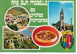 57 - ARS SUR MOSELLE - Divers Aspects - Ars Sur Moselle
