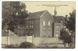Ath. Villers-Notre-Dame Et Villers-Saint-Amand. Le Couvent Et Les Ecoles. - Unclassified