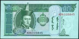 MONGOLIA - 10 Tugrik 2005 {Mongolbank} UNC P.62 C - Mongolie