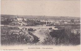36. ST-GAULTIER. Vue Générale - France