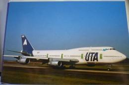 UTA / AEROMARITIME  B 747 300    F GETB - 1946-....: Era Moderna