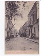 ILE ROUSSE : L'avenue Piccioni (éditeur ALFONSI) - Très Bon état - Otros Municipios
