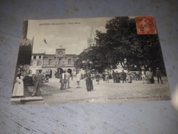 Vue De Bessieres Place De La Mairie - Frankrijk
