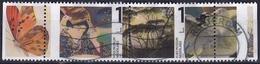 2013 Rijksmuseum Gestempeld Paartje NVPH 3042-3043 - Gebraucht