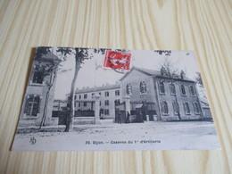 Dijon (21).Caserne Du 1er D'Artillerie. - Dijon
