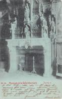 Ypres - Cheminée De La Salle échevinale 1899 - Ieper