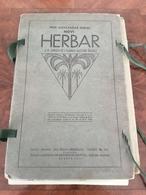 CROATIA, HRVATSKA - ZAGREB - NOVI HERBAR - ALEKSANDAR SEMNIC - 1933 - RARE - Libri, Riviste, Fumetti