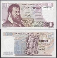 Belgique - Billet 100Fr 02.02.62 (DD)DC7204 - [ 2] 1831-... : Regno Del Belgio