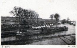 (139) CPA  Foug  Le Canal   (Bon Etat) - Foug