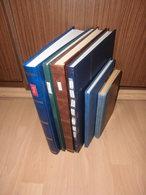 Posten Sammlung Übersee Irak Indien Libanon Usw 6 Alben Auch ältere Marken (86) - Sammlungen (im Alben)
