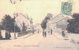 08 - RETHEL / LE PONT LAMARRE - Rethel