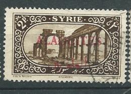 Alaouites  - Yvert N° 29 Oblitéré - Ay 11917 - Oblitérés