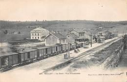 Gilley Canton Montbenoît Gare Train 297 Simon - France